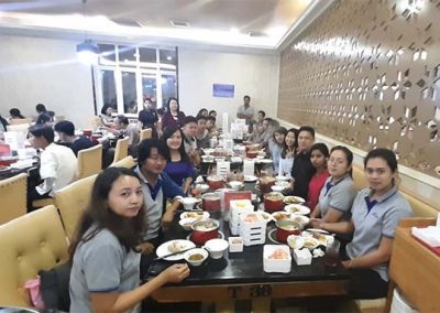 Annual Trip and Happy Time
